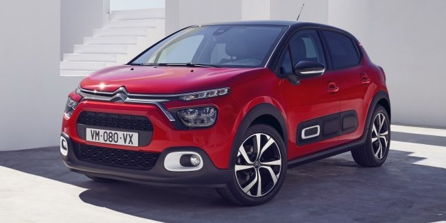 Presents the updated Citroen C3