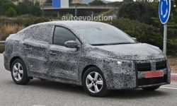 New Renault Logan 2021 will replace the platform on a modular
