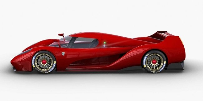Glikenhaus revealed the power and the price of its hypercar for Le Mans