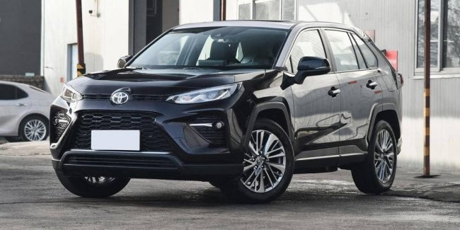 Toyota decided on the date of sales of the crossover Toyota RAV4 Wildlander on the basis of in China