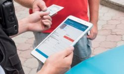 """The mobile app """"Da"""" will reflect the withdrawal of the driving license"""