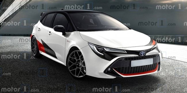 Toyota Corolla turn into the hot hatch in 2023