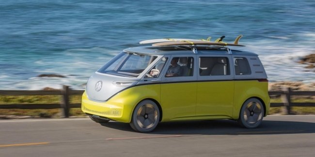 Volkswagen is preparing to launch the production version of the ID Buzz