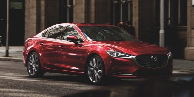 Mazda6 for the US will be equipped with a diesel engine