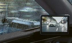 European Lexus ES receives the digital side mirrors