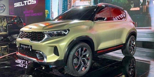 KIA has set a date to market the new crossover Sonet