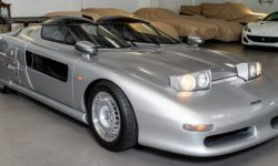 The auction will sell very strange car from the 1980s