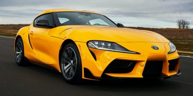Toyota Supra became more powerful and faster