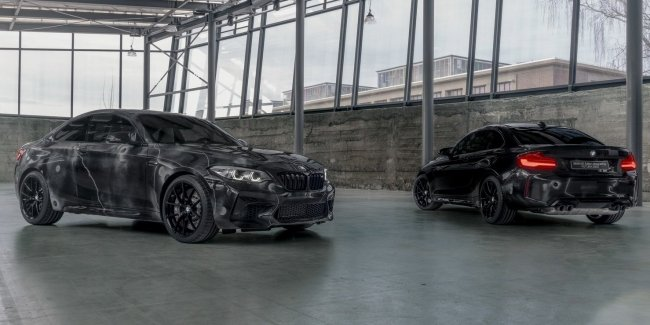 BMW M2 Competition will get an exclusive version of Arty Makeover