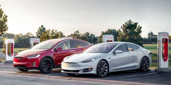 Tesla increased the cruising range of electric vehicles Model S and Model X