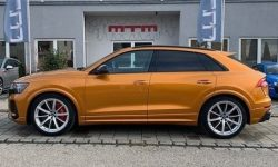 Audi RS Q8 forced to 787 horsepower