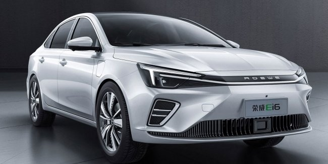 China created the rival Skoda Octavia with electric motor