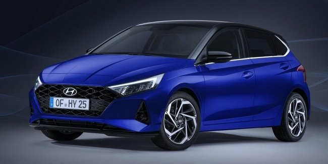 The exterior of the new Hyundai i20 is no longer a secret