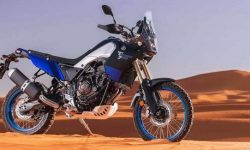 Yamaha Tenere 700 received the award for design
