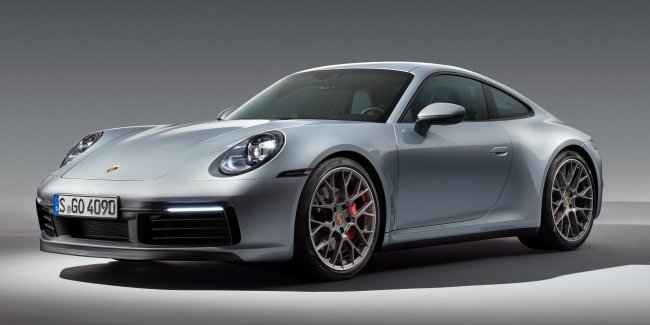The new Porsche 911 got aerodynamic improvements