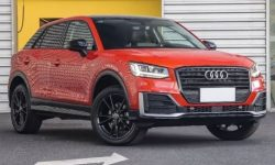 The updated crossover Audi Q2L went on sale in China