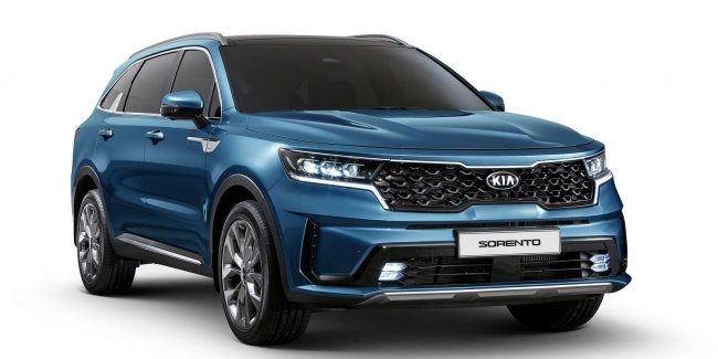 KIA Sorento crossover has received a new platform, diesel and transmission