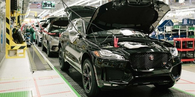 Manufacturing Jaguar Land Rover was under threat due to coronavirus