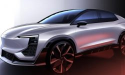 Chinese startup Aiways show in Geneva coupe-crossover for Europe