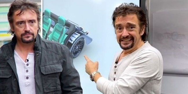 Richard Hammond will return on television after five years break