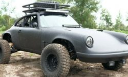 Odd Porsche 911 off-road put up for sale