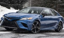 There is information on all-wheel-drive Toyota Camry