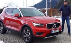 Volvo XC40 Plug-in Hybrid. (Eco)logical riddle