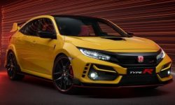 Hot Honda Civic Type R has received particularly harsh version