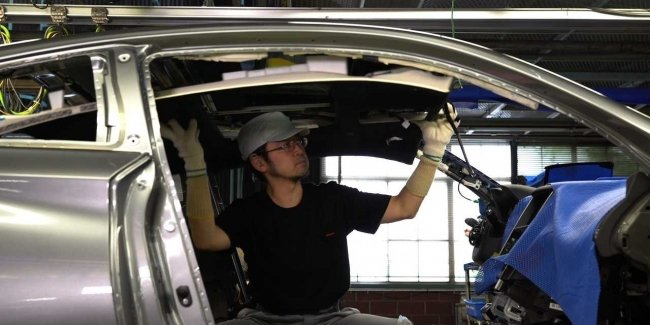 Coronavirus will stop the Nissan plants around the world