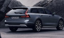 Volvo presented the new model, S90 and V90