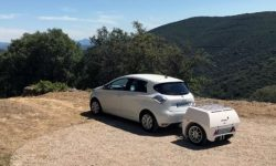 In France develop powerbank for electric vehicles