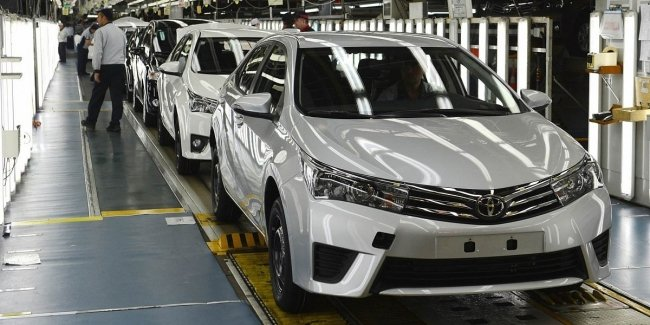 Toyota resumed operations of all its companies in China