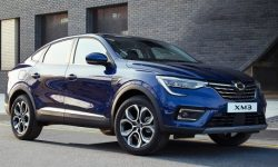 Renault has introduced a new cheap crossover based on Arkana