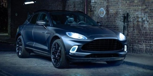 Crossover Aston Martin DBX will get a special version