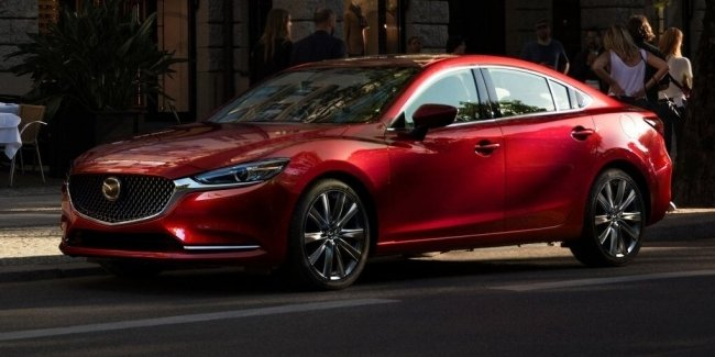 New Mazda 6: the first details