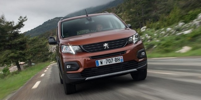 Peugeot Rifter: charismatic and traveler