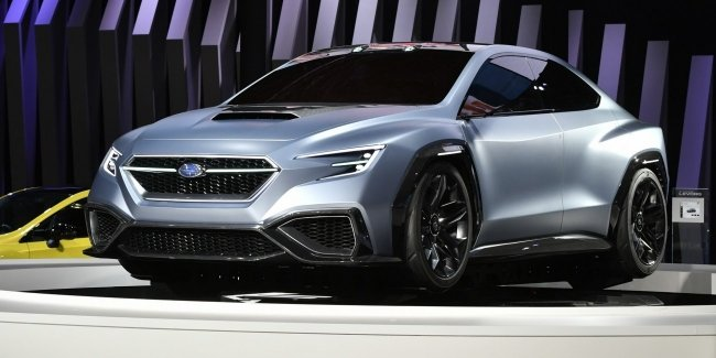 New Subaru WRX STI will get the engine to 400 HP