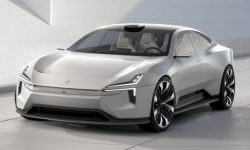 Polestar has officially unveiled the Concept by perception.