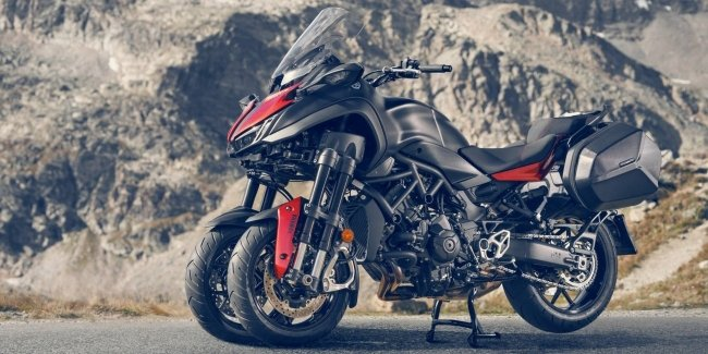 Yamaha has updated the tricycles and Niken Niken GT