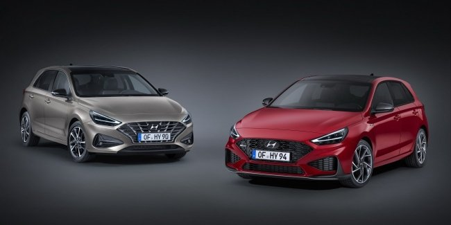 Hyundai has unveiled an updated i30