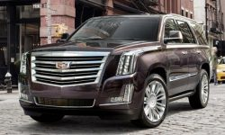 On the new Escalade, the outgoing generation in the US offer a discount of 19 000 dollars