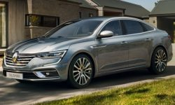 """Renault Talisman upgraded and have """"turbotron"""""""