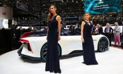 At the Geneva motor show will be allowed only after medical examination