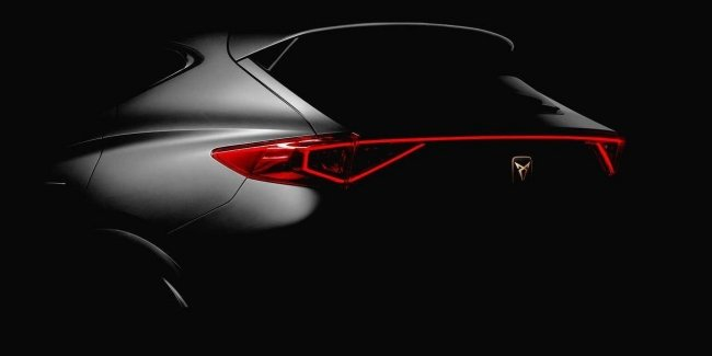 Serial crossover Cupra: its design and sepulchrave filling
