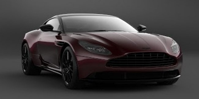 Aston Martin has announced an exclusive version of the coupe DB11
