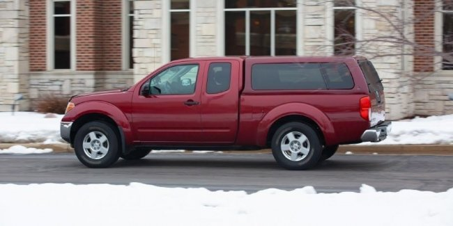 Twice to the moon and back, or a Million miles in a Nissan Frontier