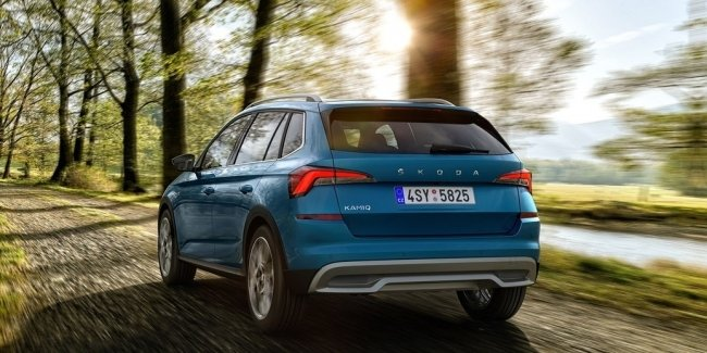 For Skoda Kamiq will be presented the new equipment SCOUTLINE