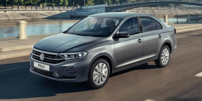 Skoda Rapid and the Renault Logan has received a dangerous competitor from Volkswagen