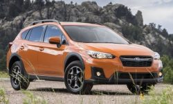 The Subaru XV will be more powerful with the new motor