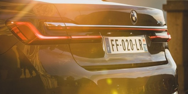 BMW 5 and 7 series will be a long-range carts